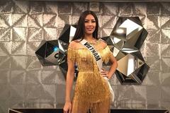 Nguyễn Thị Loan khoe khả năng tiếng Anh trên truyền hình