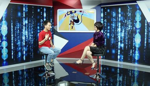 Bật mí về 'cậu bé vàng' Nguyễn Phi Phi Anh