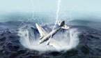 Máy bay ma bí ẩn xuất hiện ở Mỹ
