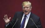 Ông Trump khen Trung Quốc cử phái viên sang Triều Tiên