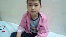 Bố mẹ khóc nghẹn xin cứu con trai mắc hai bệnh hiểm nghèo