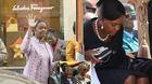 'Độ chịu chơi' của Đệ nhất phu nhân Zimbabwe