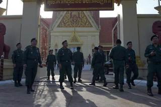 Đảng đối lập lớn nhất Campuchia bị giải thể