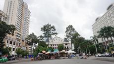 Bãi xe bị ông Đoàn Ngọc Hải 'trảm' được đề xuất làm công viên