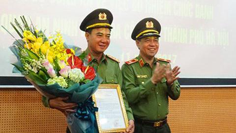 Bổ nhiệm Thủ trưởng Cơ quan An ninh điều tra Công an Hà Nội