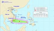 TP.HCM họp khẩn đối phó với áp thấp có thể mạnh lên thành bão