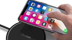 Vì sao sạc không dây Galaxy Note 8 tối ưu nhất cho iPhone X?0