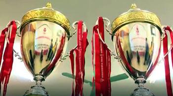 Sắm 4 cúp vô địch mạ vàng cho màn kết V-League 2017