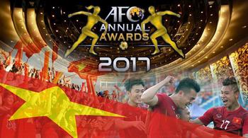 VFF rộng cửa nhận giải thưởng của bóng đá châu Á