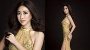 Hoa hậu Đỗ Mỹ Linh lọt top 40 Miss World 2017