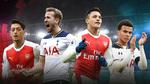 Arsenal vs Tottenham: Đánh sập pháo đài Emirates