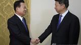 Đặc phái viên Trung Quốc gửi quà cho Kim Jong Un