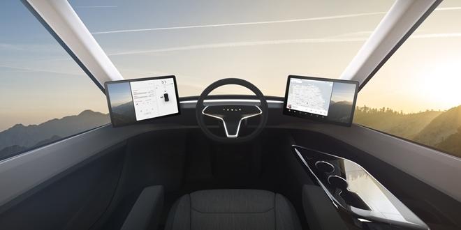 Tesla lại gây sốt thế giới xe hơi