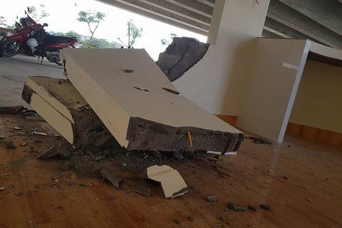 video phá dỡ nhà dưới gầm cao tốc