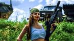 Vẻ đẹp hút hồn của nữ phát ngôn viên Bộ Quốc phòng Nga