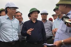 Phó Thủ tướng đôn đốc công tác chuẩn bị ứng phó bão số 14