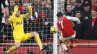 Video bàn thắng Arsenal 2-0 Tottenham