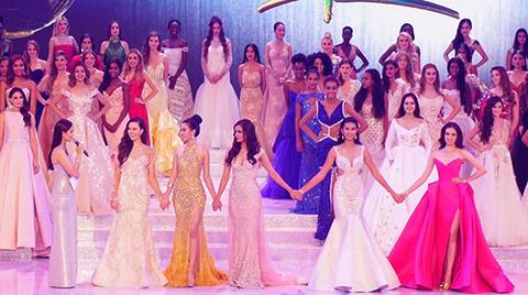 Mỹ Linh chiến thắng giải Hoa hậu nhân ái