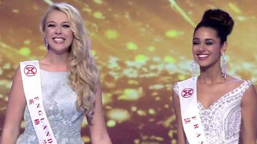 Phần thi ứng xử của Top 5 Miss World 2017