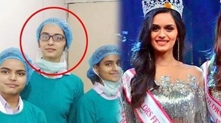 Nhan sắc bác sĩ tương lai vừa đoạt Hoa hậu Thế giới 2017