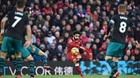 """Salah """"nổ"""" cú đúp, Liverpool vùi dập Southampton"""