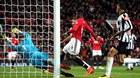 Video bàn thắng MU 4-1 Newcastle