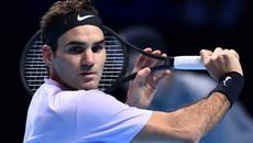 Federer gục ngã trước David Goffin ở bán kết ATP Finals