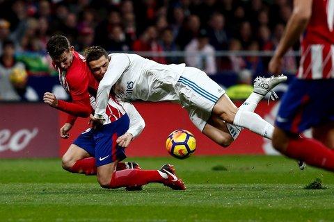 Atletico vs Real Madrid
