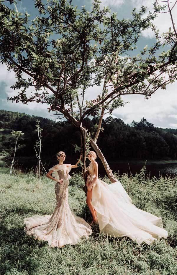 Đắm say trong thế giới sắc đẹpcủa công chúa trong rừng