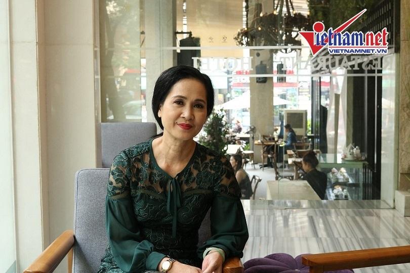 NSND Lan Hương,Sống chung với mẹ chồng,làng sao