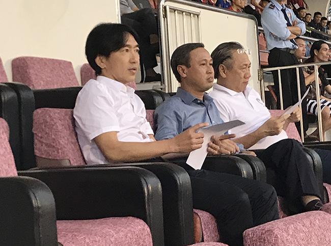 Công Vinh,HLV Miura,CLB TPHCM