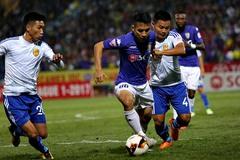 Video bàn thắng Hà Nội 1-0 Quảng Nam