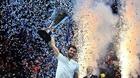 """Đánh gục David Goffin, """"tiểu Federer"""" lần đầu vô địch ATP Finals"""