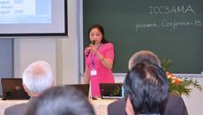 """Giáo sư Lê Thị Hoài An và """"thuật toán hiệu của hai hàm lồi- DCA""""0"""