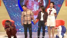 Giao đấu trên sân khấu, cặp đôi gây sốc 'Bạn muốn hẹn hò'