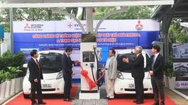 Trạm sạc điện nhanh cho ô tô tại Đà Nẵng