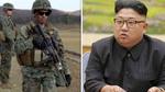 Lính Mỹ luyện 'chiến tranh hóa học' sát Triều Tiên