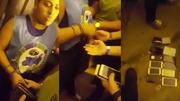 Nữ tặc trộm loạt smartphone bị bắt tại trận