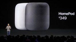 Apple hoãn ra mắt loa thông minh HomePod