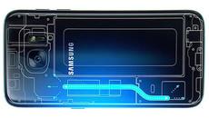 Samsung bỏ buồng hơi, dùng ống nhiệt xả nóng cho smartphone
