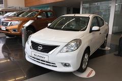 Ô tô Nissan giảm còn hơn 400 triệu, sedan hạng nhỏ rẻ nhất