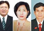 Kéo dài thời gian giữ chức vụ với 3 Thứ trưởng
