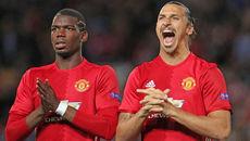 Mourinho gạt Lukaku chọn Ibrahimovic, Ronaldo đấu tay đôi Zidane