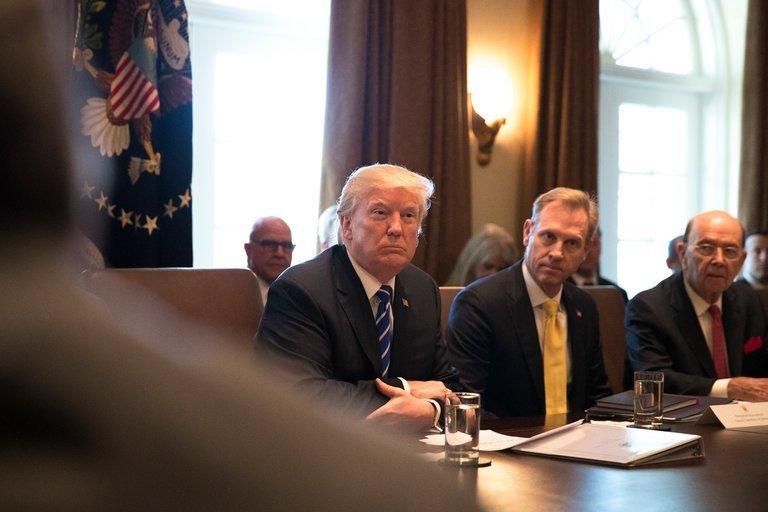 Ông Trump hoan nghênh liên Triều đàm phán
