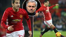 """Mkhitaryan đột ngột sa sút, Mourinho cũng """"bó tay"""""""