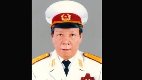 Thiếu tướng Tạ Vân qua đời