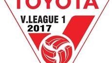 Bảng xếp hạng V-League 2017 chung cuộc