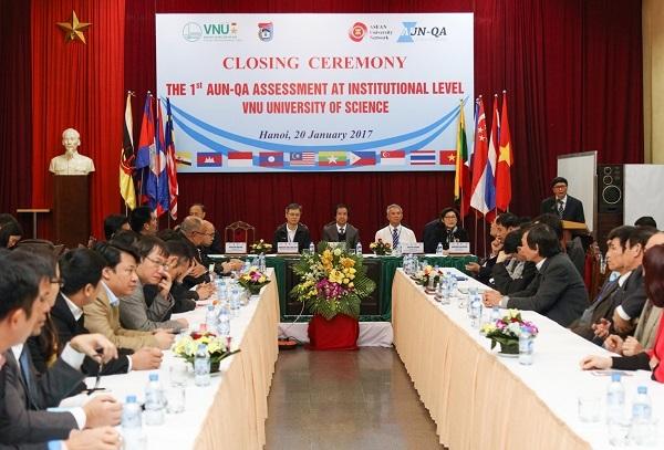 kiểm định đại học,AUN-QA,Đông Nam Á