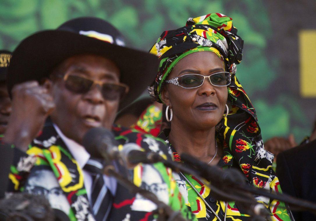 Zimbabwe,Tổng thống Mugabe,Chính biến,Phó tổng thống Mnangagwa