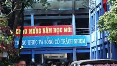 Cháy trường ở Sài Gòn, hàng trăm học sinh tháo chạy